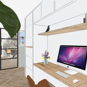 Interior design, Maatwerk, Tailored, Interieur design